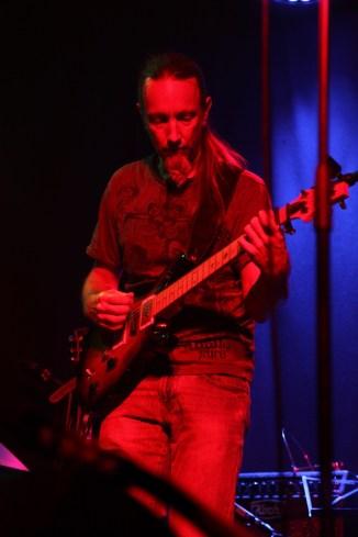Harry Lange (Alex Sebastian Band)