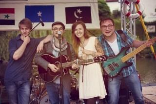 Vanessa Balscher & Band