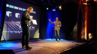 Erklären die Abstimmung: Michael Bohlmann und alex sebastian