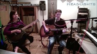Niederbayrische Band bot ihre Musik mit erfrischender Aufrichtigkeit und einigem Können dar: Headlights
