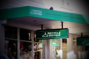 Icons of Wellington Recycle Boutique 2