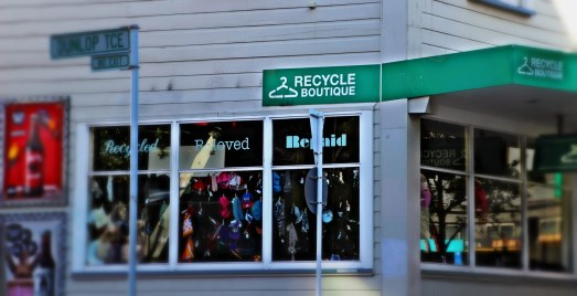 Icons of Wellington recycle boutique 3