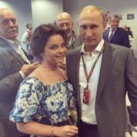 """СБУ прокинулось на ватній Наташі Корольовій в …Палаці """"Україна""""!"""