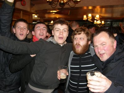 Fulham away (2009)