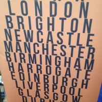 Resereportage: New Places, New Faces, in Mcr