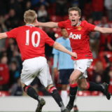 FA Youth Cup Quarter-Final - Manchester United v Charlton Athletic
