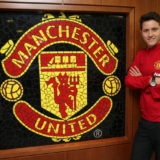 Ander Herrera Arrives At Manchester United Training Ground Ahead Of Medical