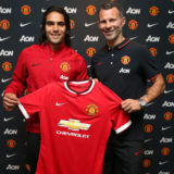 Radamel Falcao Signs For Manchester United On Loan From Monaco
