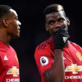 Martial and Pogba
