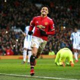 Alexis Sanchez Huddersfield