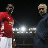 Mourinho och Pogba