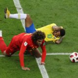 Fellaini Neymar VM