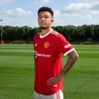 Officiellt: Jadon Sancho klar för Manchester United