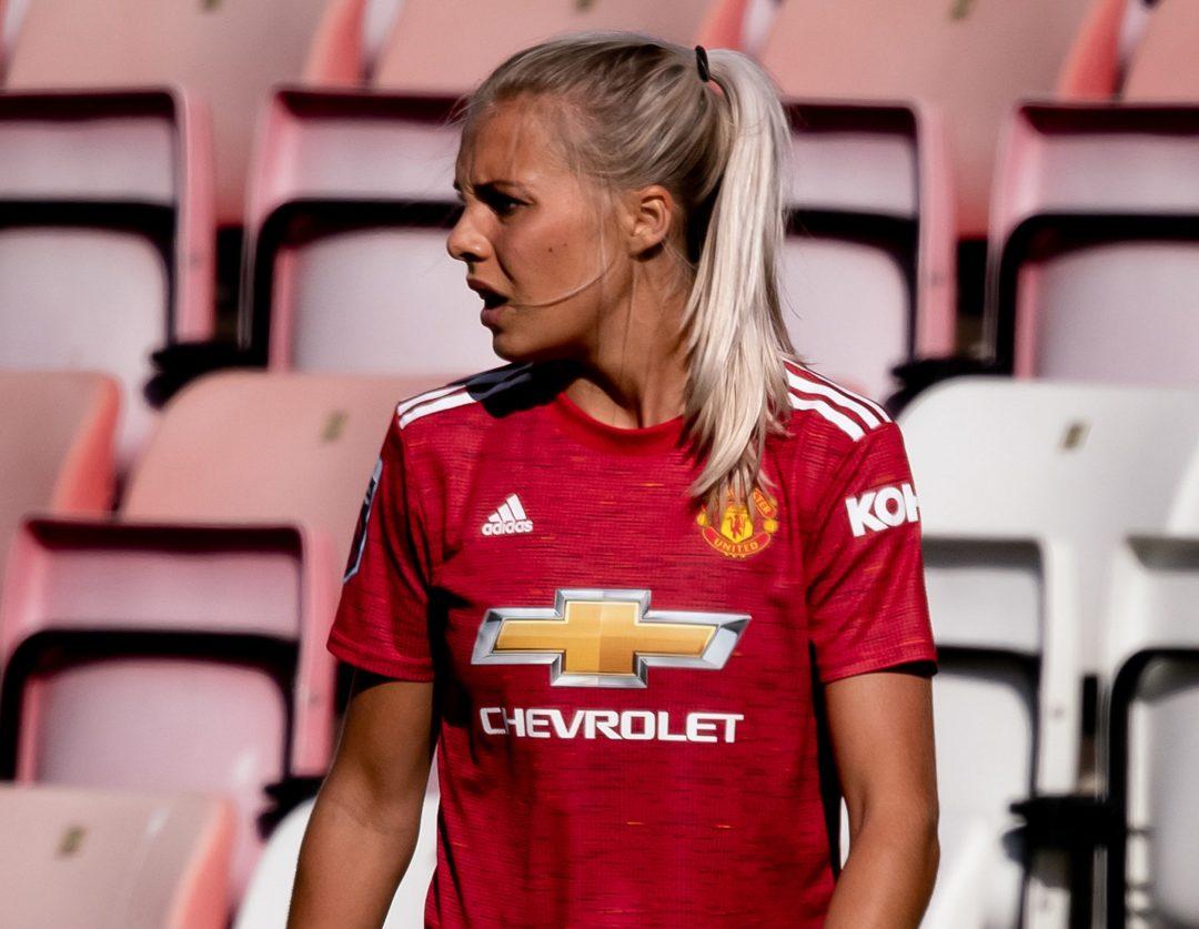 Manchester United Women v Chelsea Women: Barclays FA WSL