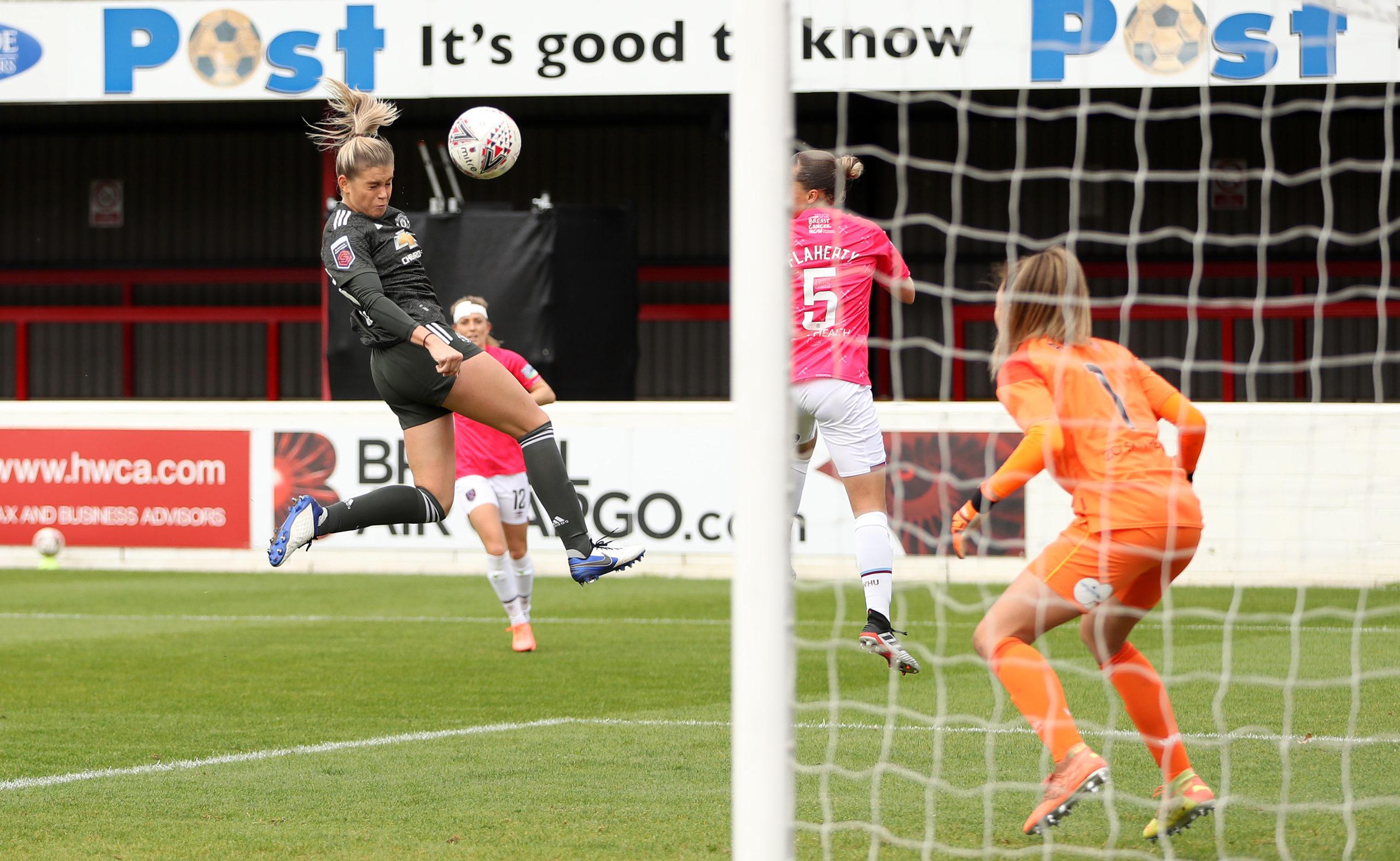 West Ham United Women v Manchester United Women - Barclays FA Women's Super League