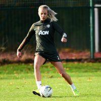 Lotta Ökvist lämnar Manchester United