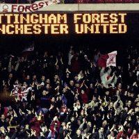 Klassiska matcher: Nottingham Forest – Manchester United 1-8