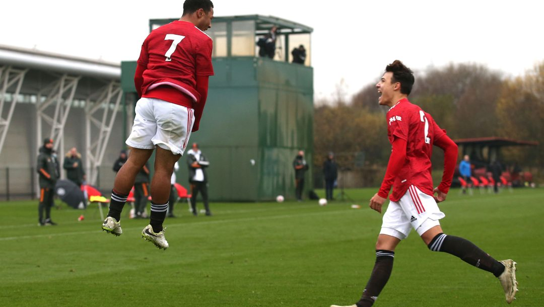 Manchester United v Newcastle United: U18 Premier League