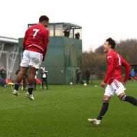 U18: Manchester United – Newcastle United 4-1