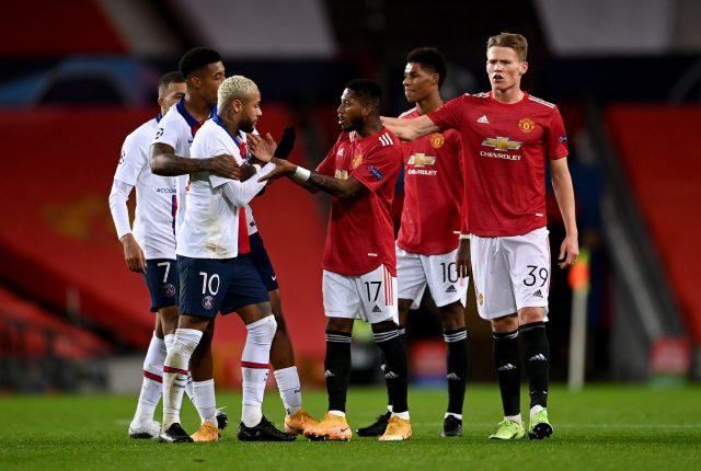 Manchester United v Paris Saint-Germain: Group H - UEFA Champions League