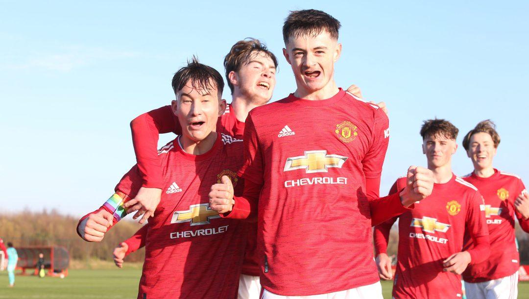 Manchester United v Liverpool: U18 Premier League