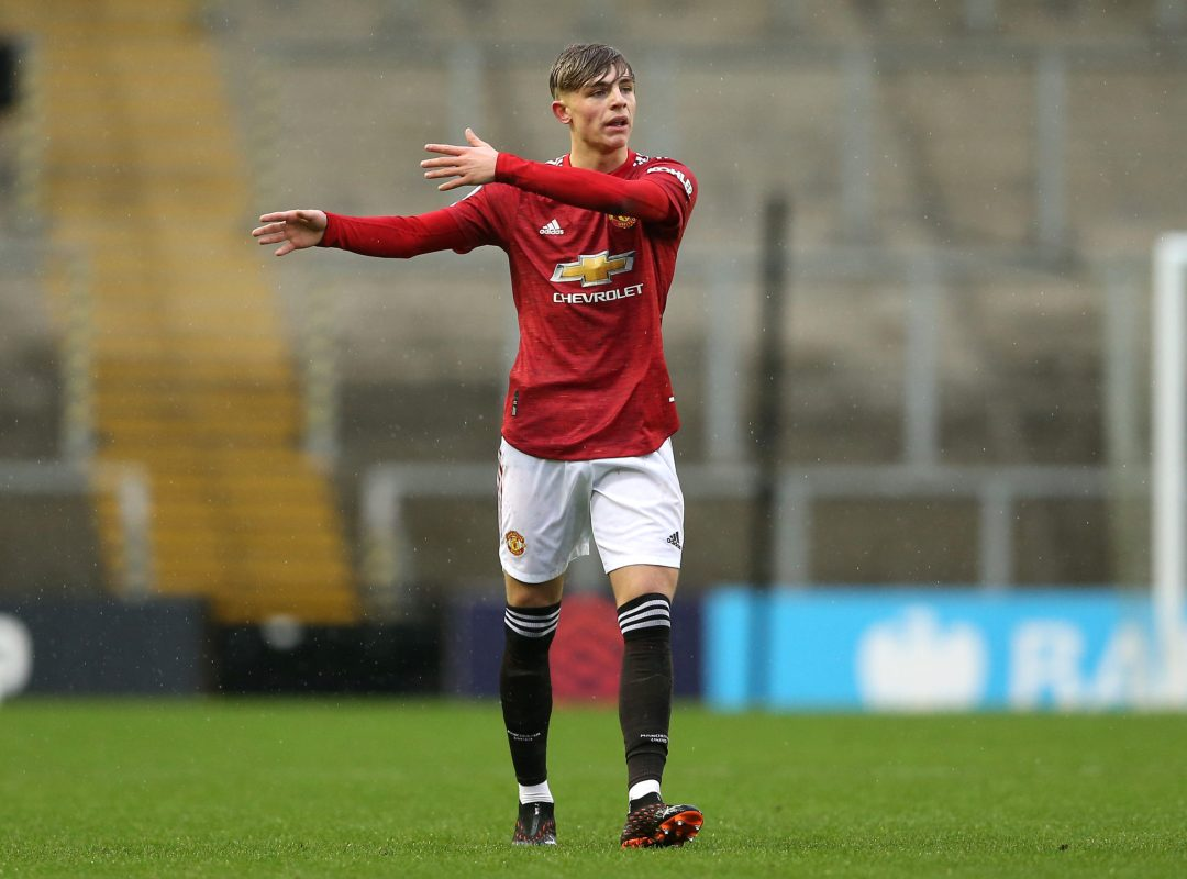 Manchester United v Manchester City EDS: Premier League 2