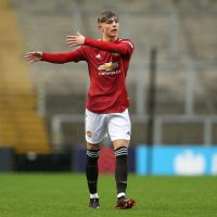 Presentation av Manchester Uniteds ungdomsspelare 2019/20