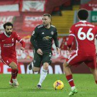 Spelarbetyg: Liverpool – Manchester United 0-0