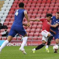 U23: Chelsea – Manchester United 1-1