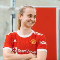 Officiellt: Martha Thomas klar för Manchester United