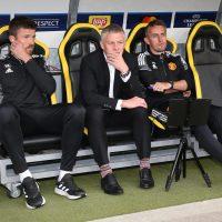 Sir Alex kritisk till Solskjaers beslut / United vill förlänga med tränarduon
