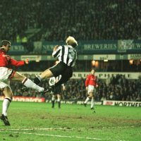 Klassiska matcher: Newcastle United – Manchester United 0-1