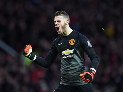 Always Take De Gea with You