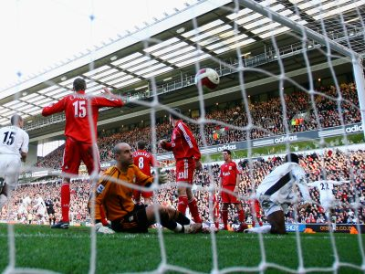 Some Goals Are Bigger Than Others [IV]: John O'Shea mot Liverpool 2007