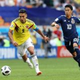 Radamel Falcao, Colombia Shinji Kagawa, Japan