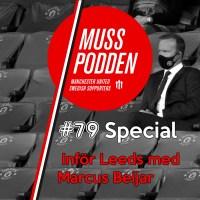 Muss-podden special: #79 Adam med Marcus Beijar
