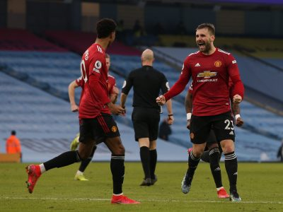 Luke Shaw: Uniteds bästa spelare?