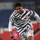 Marcus Rashford PSG