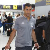 Mkhitaryan travel 2017