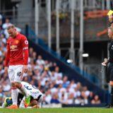 Rooney Tottenham maj 2017