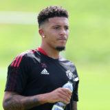 Manchester Uniteds nyförvärv Jadon Sancho kan inte inkluderas i den så kallade B-listan i europasammanhang.