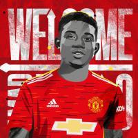 Amad Diallo är nu officiellt klar för Manchester United