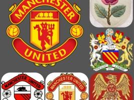 Den röda djävulen och skeppet: Historien om Manchester Uniteds klubbmärke