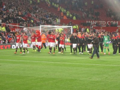 Resereportage: Moyes, Giggs och ett nytt Manchester United
