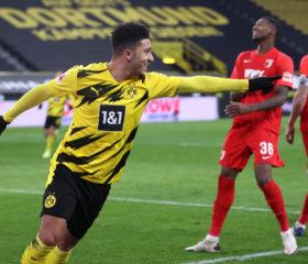 Borussia Dortmunds storstjärna Jadon Sancho lär bli ryktenas man även den här sommaren.