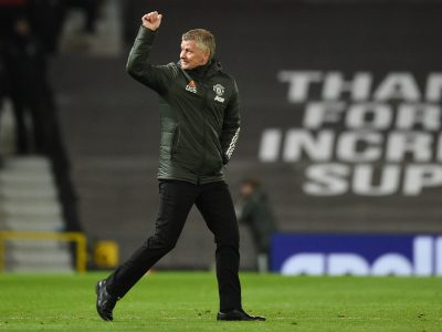 Ole's at the Wheel