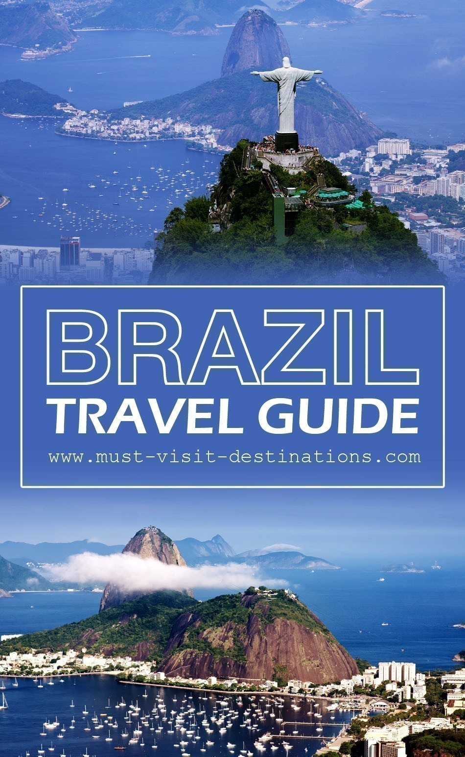 Brazil Travel Guide, Useful & Free #Brazil #Travel #Guide