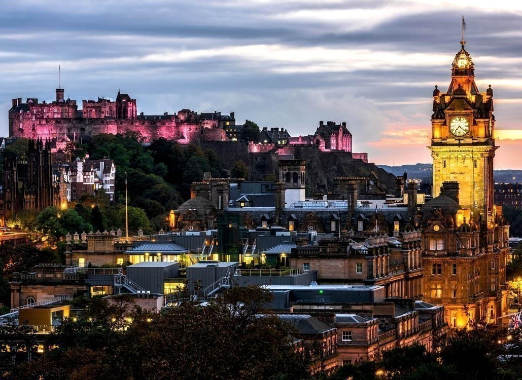 Edinburgh Castle, Scotland UK | Top 10 Tourist Attractions in Scotland