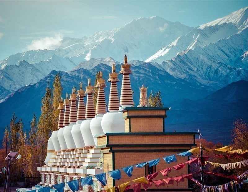 Ladakh in Indian Himalayas | Your Complete Travel Guide to India