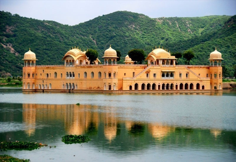 The Beautiful Water Palace Rajasthan Jaipur | Your Complete Travel Guide to India